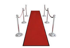 Red Carpet 3'x25′
