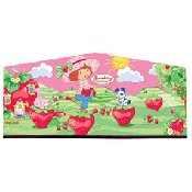 Strawberry Shortcake Theme Panel