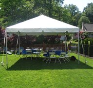 15 x 15 (Seating 24) Tent Package