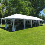 20 x 60 (Seating 96) Tent Package