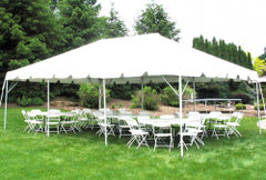 20x30 (Seating 48) Tent Package