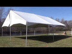30 x 30 (Seating 72) Tent Package