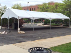 30'x60' Gable End Frame Tent