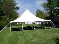 40'x40' High Peak Pole Tent