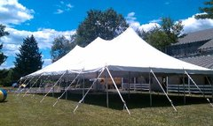 40 x 80 (SEATING 256) Tent Package
