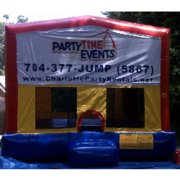 Charlotte Party Rental Banner