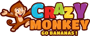 Crazy Monkey Erie Logo