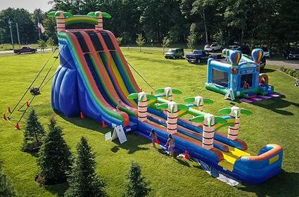 Waterslide for Rent