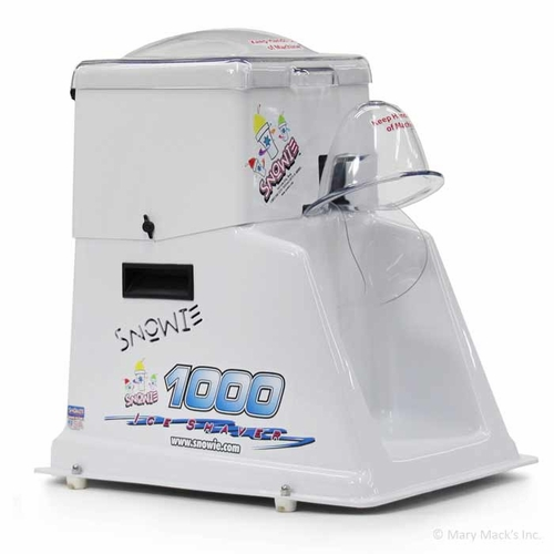 quantities you can add 8 gallons of flavor that will produce more than 500 sno cones we will provide cups and scooper straws you will need the ice - Commercial Snow Cone Machine