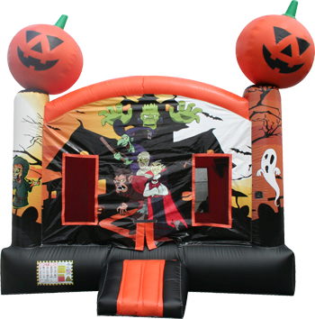 Halloween Bouncer
