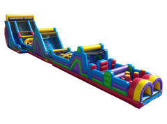 Big Obstacle Course Rental