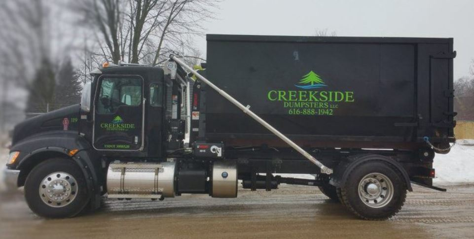 Dumpster Rental Grand Greenville MI
