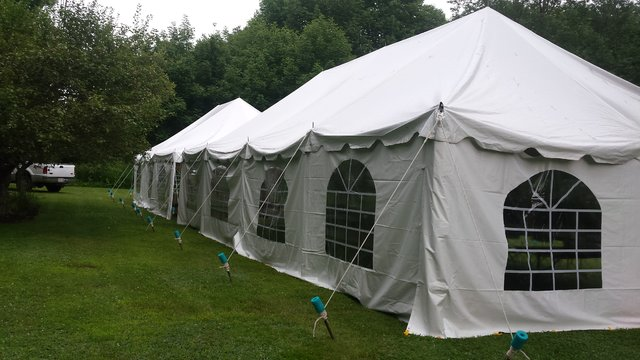 Sidewall Kit for 20 x 40 Tent -