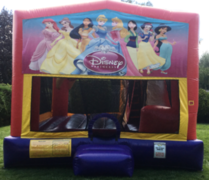 Disney Princess Bounce House Slide Combo