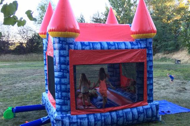 Camelot Castle Bounce House Rentals