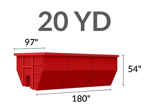 20-yard-dumpster-Chickamauga