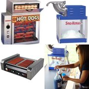 SNOW CONE & HOT DOG MACHINE RENTALS