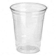 clear plastic 16 OZ. cups 50 pack