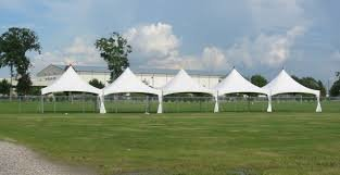 20 x 100 FRAME TENT ONLY $1375