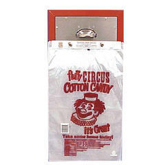 Plastic Bags for Cotton Candy (50 pk)