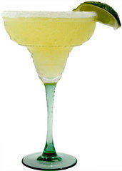 Margarita Lime Frozen