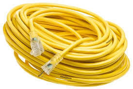 Extension cords 100'