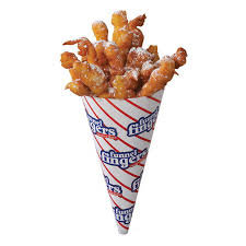 cones for funnel cake fingers (50 pack)