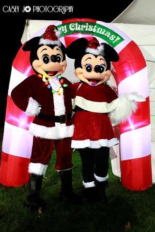 Holiday Mr. and Mrs. Mouse package