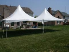 20 x 40 FRAME TENT ONLY