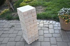 Giant blocks game