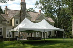 20 x 30 FRAME TENT ONLY $360