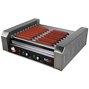 "HOT DOG MACHINE ""FLAT ROLLER"""