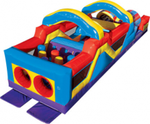 Double Obstacle Course $275