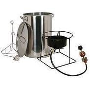 Seafood Boil or turkey fryer Pot, burner