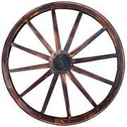 Wagon Wheel Wooden