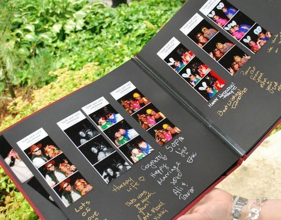 GUEST BOOK, PICTURE & SIGN IN $64.75