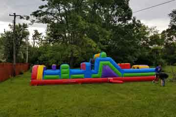 bounce house Harrison Township Ohio