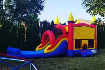 bounce house rental Springboro Ohio