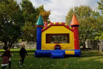 bounce house rentals Springboro Ohio