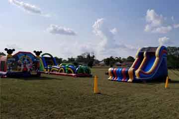 inflatable rentals Springboro Ohio