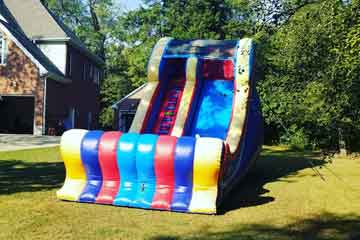 water slide rentals Clayton Ohio