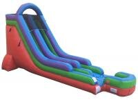 18ft Mega Dry Slide