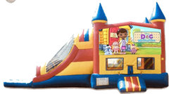 Doc McStuffins 4 in 1 Castle Combo