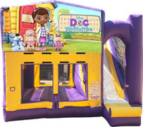 Doc McStuffins Purple Fun Time Combo
