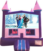 Frozen Purple Castle