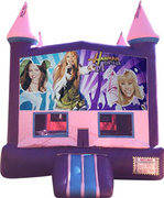 Hannah Montana Purple Castle