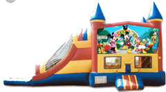 Mickey Mouse Clubhouse 4 in 1 Castle Combo