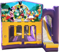 Mickey Mouse Clubhouse Purple Fun Time Combo