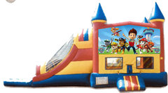 Paw Patrol 4 in 1 Castle Combo