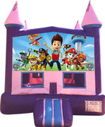 Paw Patrol Purple Castle